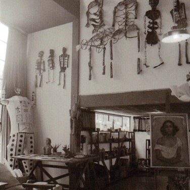 Casa-Estudio Diego Rivera