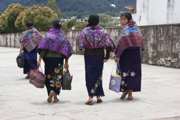 San Juan Chamula, Chiapas.