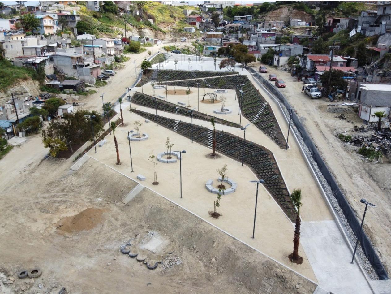 Rescate integral de cauce de arroyos en la Colonia Xincatencatl